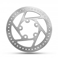 Brake disc for electric scooter