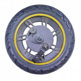 Переднее колесо Ninebot max G30 с колодкой